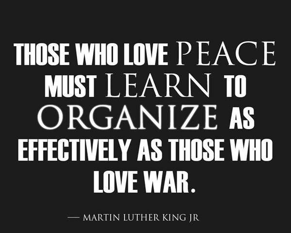 peace lovers, those who love peace, martin luther king jr, mlk jr quotes, jay shetty, taslim jaffer