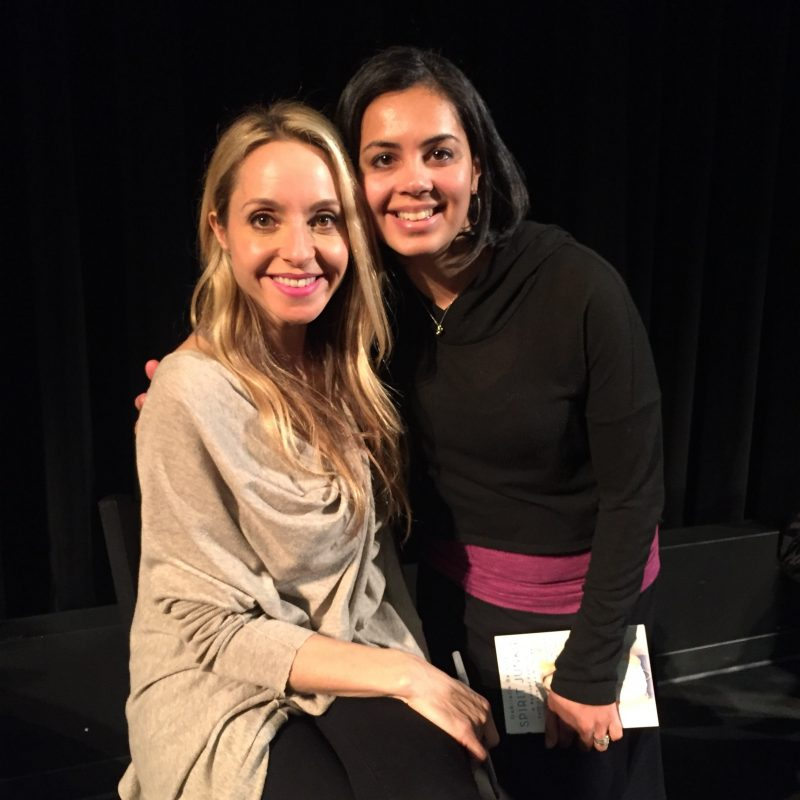 gabby bernstein, the universe has your back, yvr events, taslim jaffer