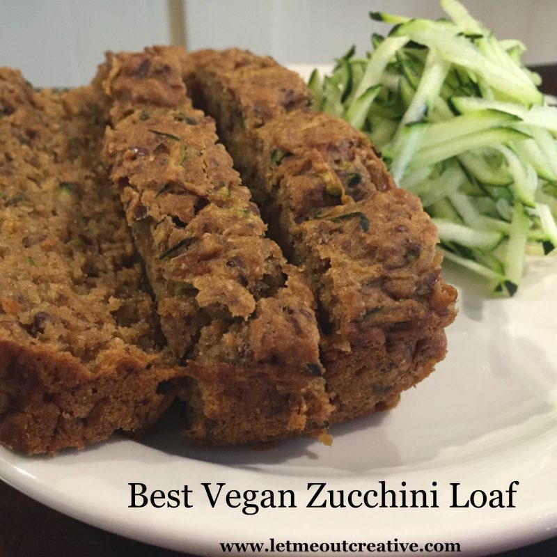 vegan zucchini loaf, vegan recipes, zucchini recipes, taslim jaffer