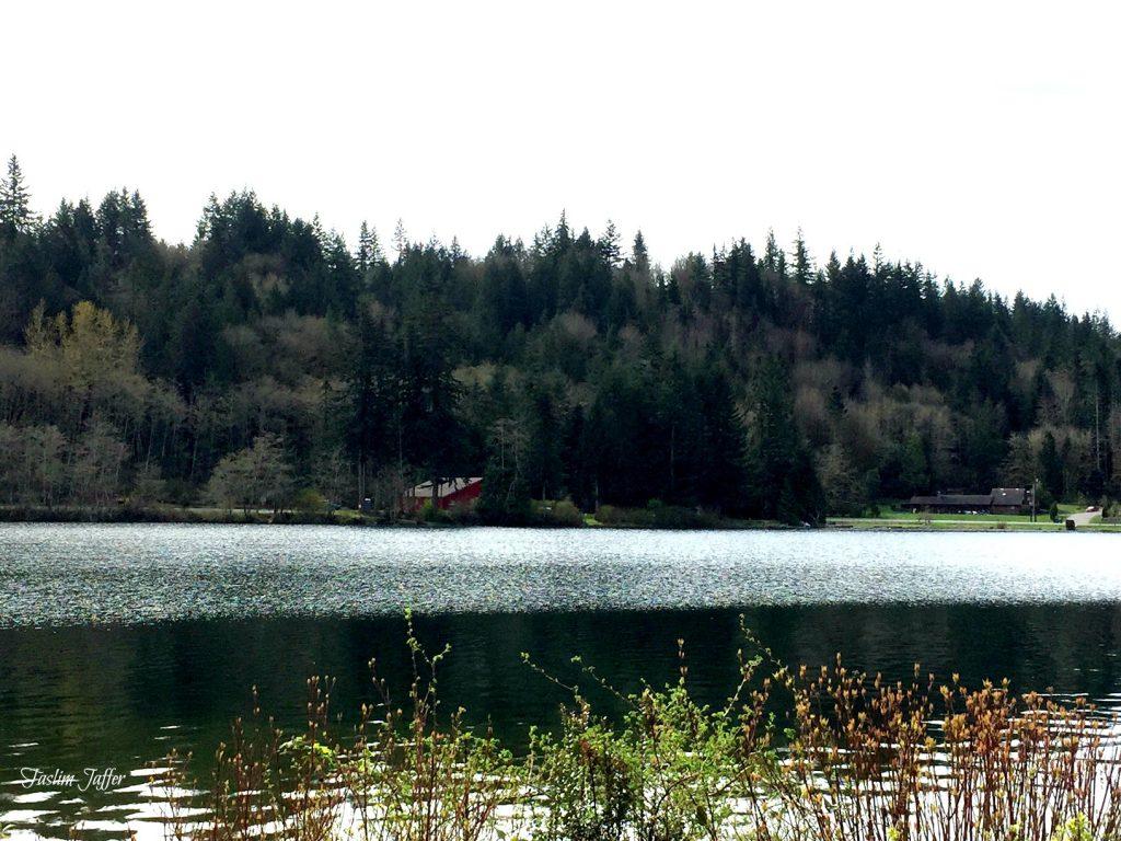 easter long weekend, whatcom county, lake whatcome, travel post, taslim jaffer