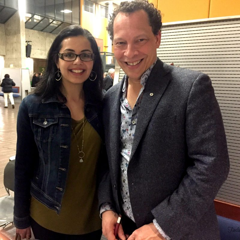 lawrence hill, the book of negroes, canadian author, meeting lawrence hill, taslim jaffer, reading, bookworm