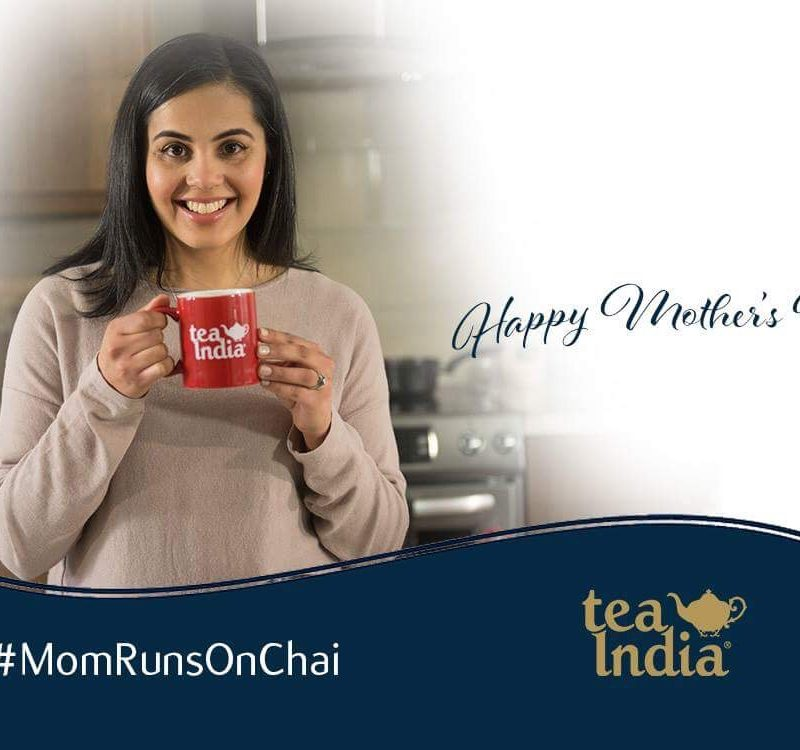 moms run on chai, tea india, acting, taslim jaffer, mother's day