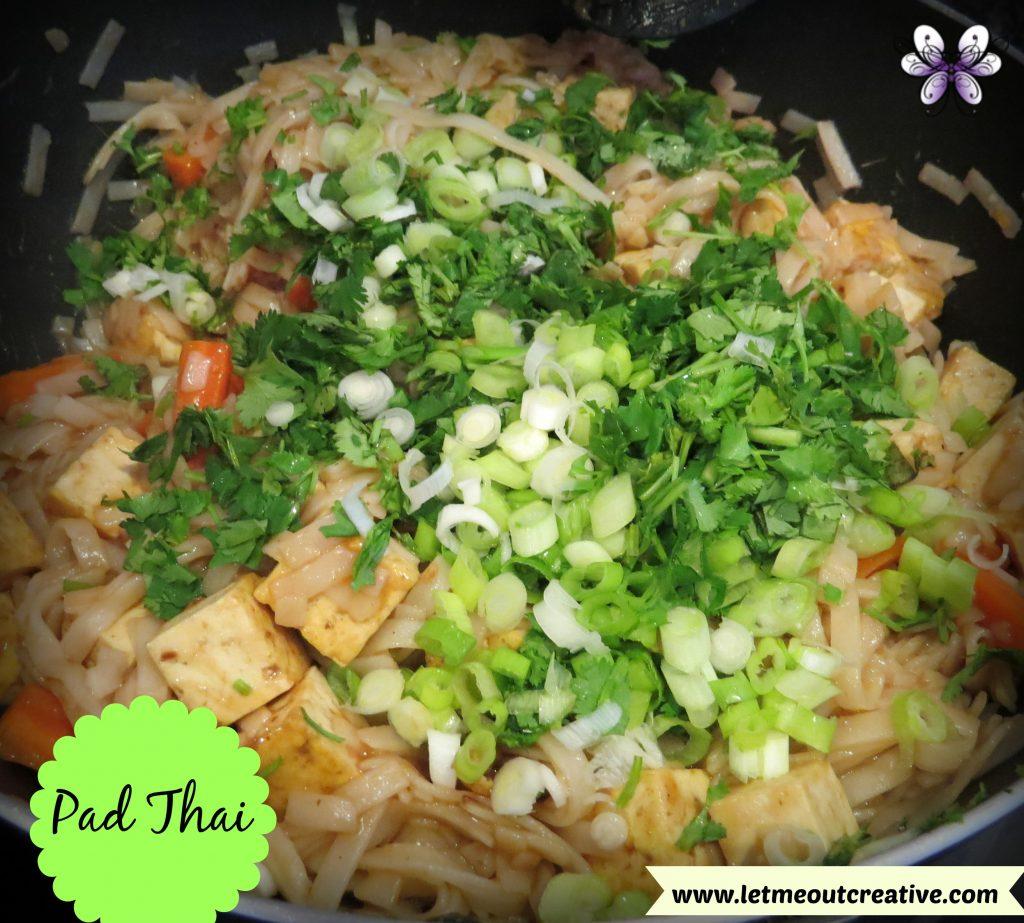 pad thai, easy pad thai recipe, rebar, rebar cookbook, taslim jaffer