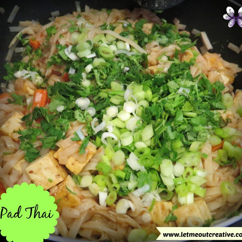 pad thai, easy pad thai recipe, rebar, rebar cookbook, taslim jaffer