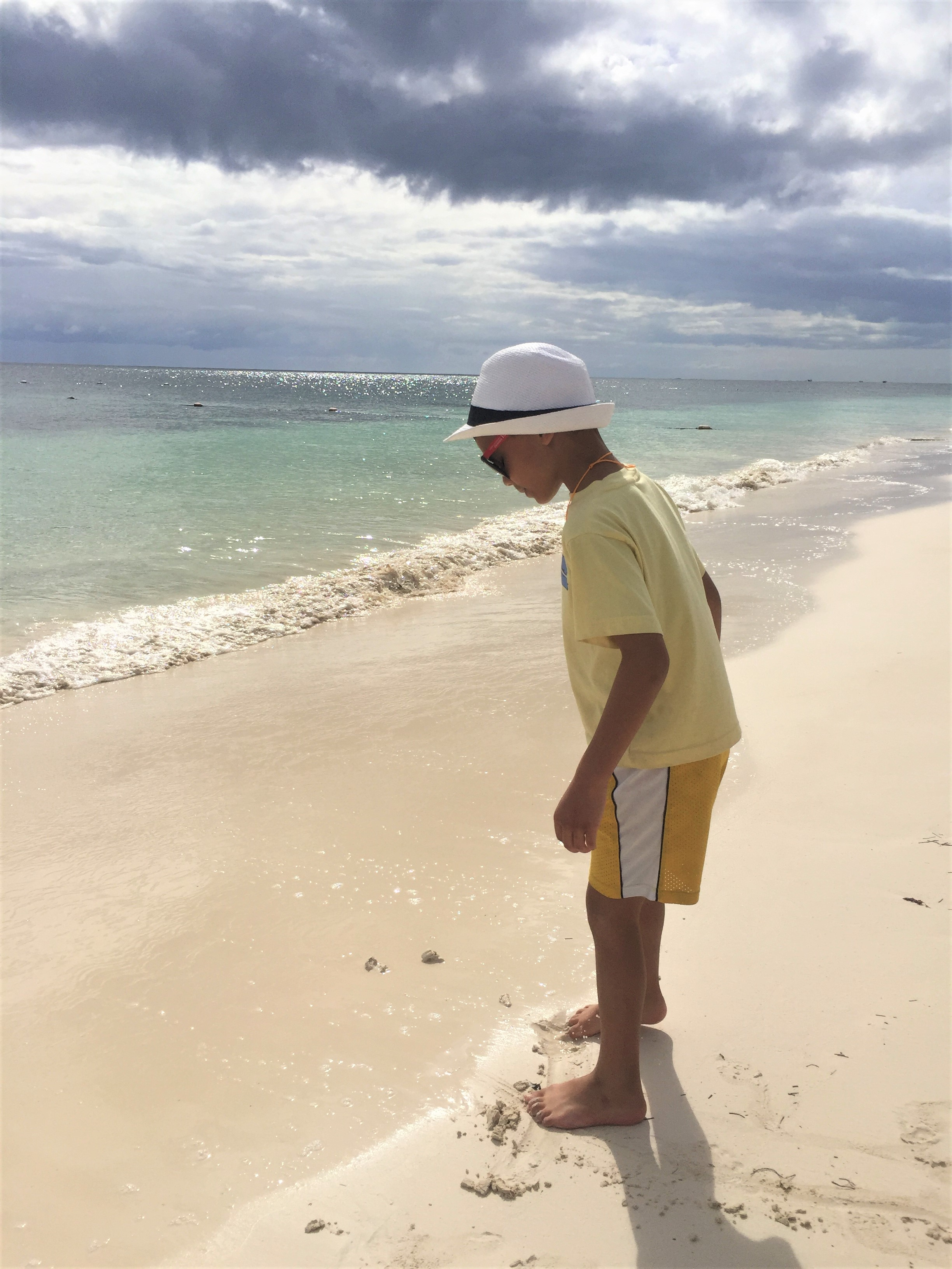 our trip to mexico, family vacation to mexico, family travel, taslim jaffer writer