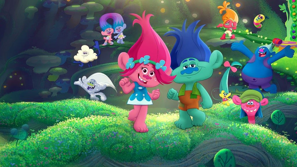 trolls the beat goes on, trolls, trolls movie, trolls on netflix, what's new on netflix, streamteam, taslim jaffer writer