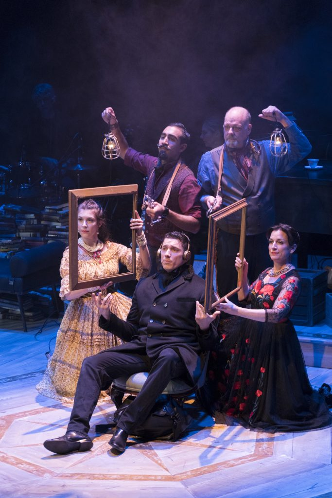 onegin, onegin review at surrey civic theatres, surrey arts scene, surrey bc, taslim jaffer writer, taslim jaffer