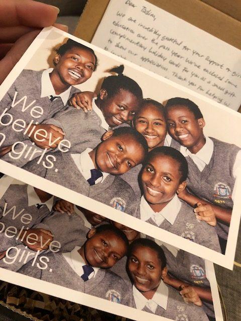 taslim jaffer writer, taslim jaffer, one girl can, scholarships for girls, kenya